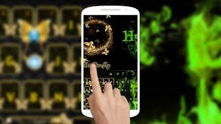 видео Скачать Kika Клавиатура - Emoji, GIFs на Андроид бесплатно