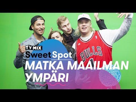 TV Mix SweetSpot - Matka maailman ympäri // Jakso 04