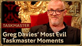 Taskmaster | The Best of Greg Davies on Taskmaster