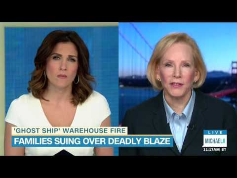 'HLN Ghost Ship' Warehouse Fire: Interview with Attorney Mary Alexander