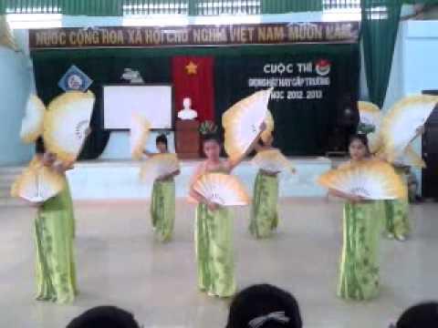 Múa Nét Việt C6 Nguyễn Thái Học