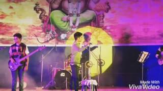 bheegi yaadein atif aslam live karanjbk town hall dhanbad