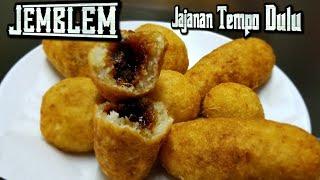Download Resep Jemblem  Kue Desa dari Singkong Jajanan Pasar.