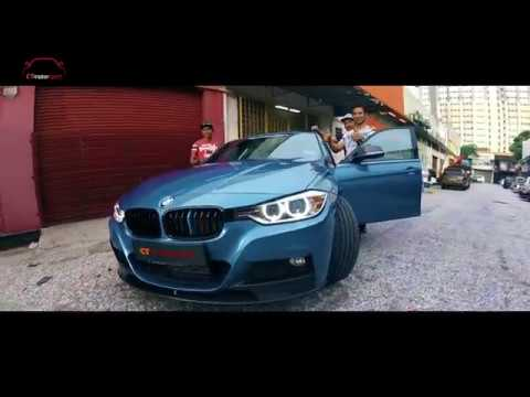 7c69781442b BMW F30 M-Performance Carbon Fiber Kits - YouTube