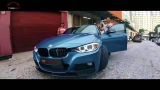 BMW F30 M-Performance Carbon Fiber Kits