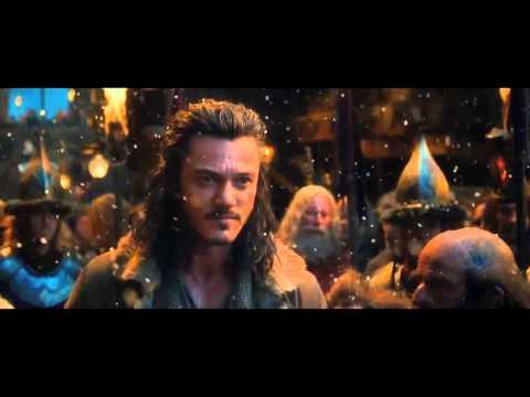 ตัวอย่างหนัง The Hobbit 2   The Desolation of Smaug   Official Movie Teaser HD]