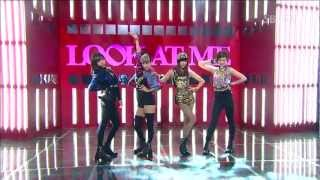 Jewelry - Intro u0026 Look At Me @Comeback Stage (14 Oct,2012)