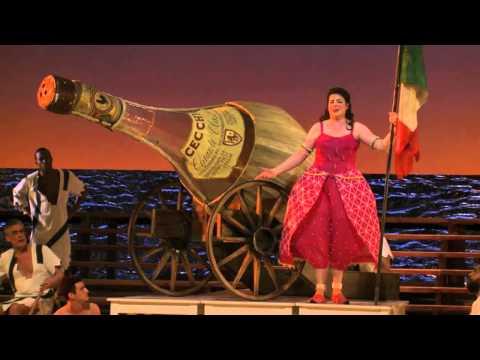 Rossini: The Italian Girl in Algiers - Pensa alla Patria (Daniela Barcellona)