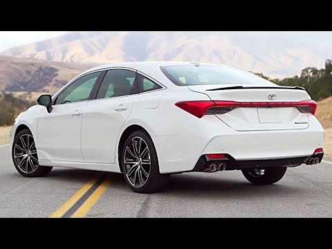 2019 Toyota AVALON (interior, exterior, and drive) – ALL-NEW Toyota AVALON 2018 Touring