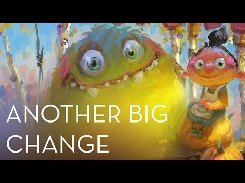 "Quick Tips ""Digital Painting 2: Another Big Change"""