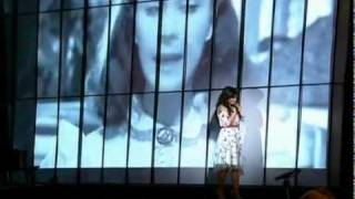 Ани Лорак - Ариозо Иоланты (10.09.2011)
