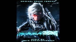 Metal Gear Rising: Revengeance OST - Red Sun (Maniac Agenda Mix)