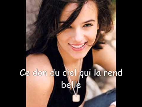 ella elle l'a alizee Lyrics/ letra