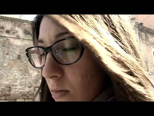Io ci sono passato-clip interpretata dall'attrice Roberta Bellini