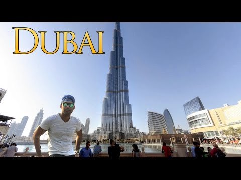Exploring Dubai With GAURAVZONE