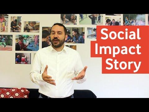 Social Impact Story: TEACH FIRST