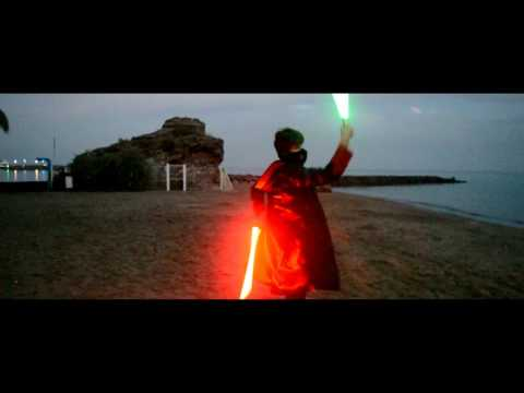 We are THE GUARDIANS (  a french lightsaber's Academy )