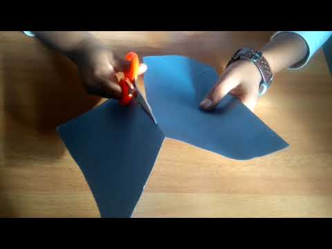 how to make a beyblade in paper by dilip