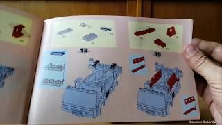 конструктор Ausini Fire Brigade 21901 обзор