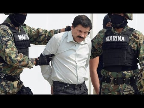 Life on the run for notorious drug lord