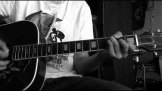 Pariisin kevät - Kesäyö (guitar cover)