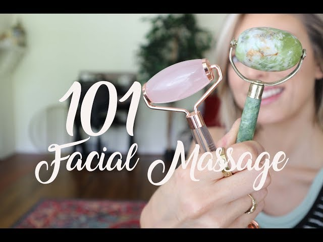 FACIAL MASSAGE 101   Jade Rollers, Gua Sha, and Other Tools. What and Why?