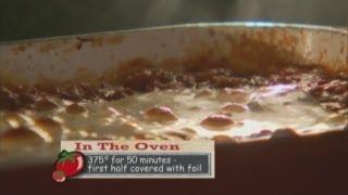 In the Kitchen: Worlds Best Lasagna