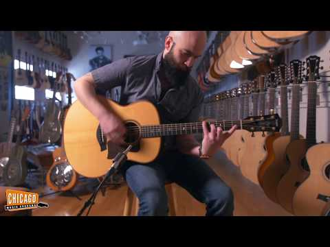 Custom Taylor 718 Grand Orchestra w/Milagro Brazilian Rosewood | CME Acoustic Demo