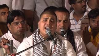 Chitra Vichitra Ji Maharaj Bhajan - Chalo Re Man Shri Vrindavan Dham - Shyam Jagran Pehowa 2015