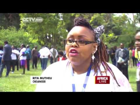 Kenyans March for Women's Rights : My Dress My Choice
