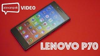 Обзор Lenovo P70: почти идеальный смартфон среднего класса