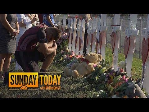 Students Set To Return To Marjory Stoneman Douglas High School | Sunday TODAY