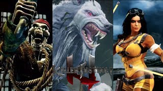 Killer Instinct | The Spinal Sabrewulf and Orchid Trio!