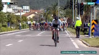 Tour of Turkey Stage 6 Last 6km( 56.Cumhurbaşkanlığı Bisiklet Turu 6. Etap: Fethiye - Marmaris) 2021