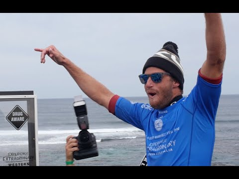 Sebastian Zietz Wins The Margaret River Drug Aware Pro