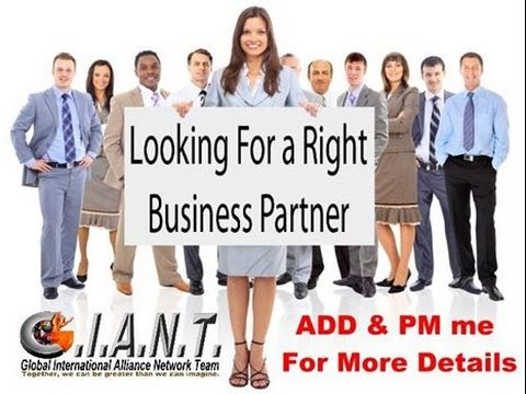 GIANTeam are Looking for Business Partners