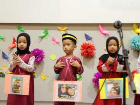 Ummiku Sayang by 4 years (Noble Kids Denai Alam)