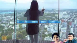 Sihinayaki oba nihada madiyam rae by Bandara athawuda with lyrics(Karaoke)