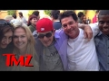 The Good News: There's a Party At Charlie Sheen's, Ya'll!! | TMZ