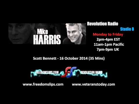Mike Harris/Scott Bennett - 16 October 2014