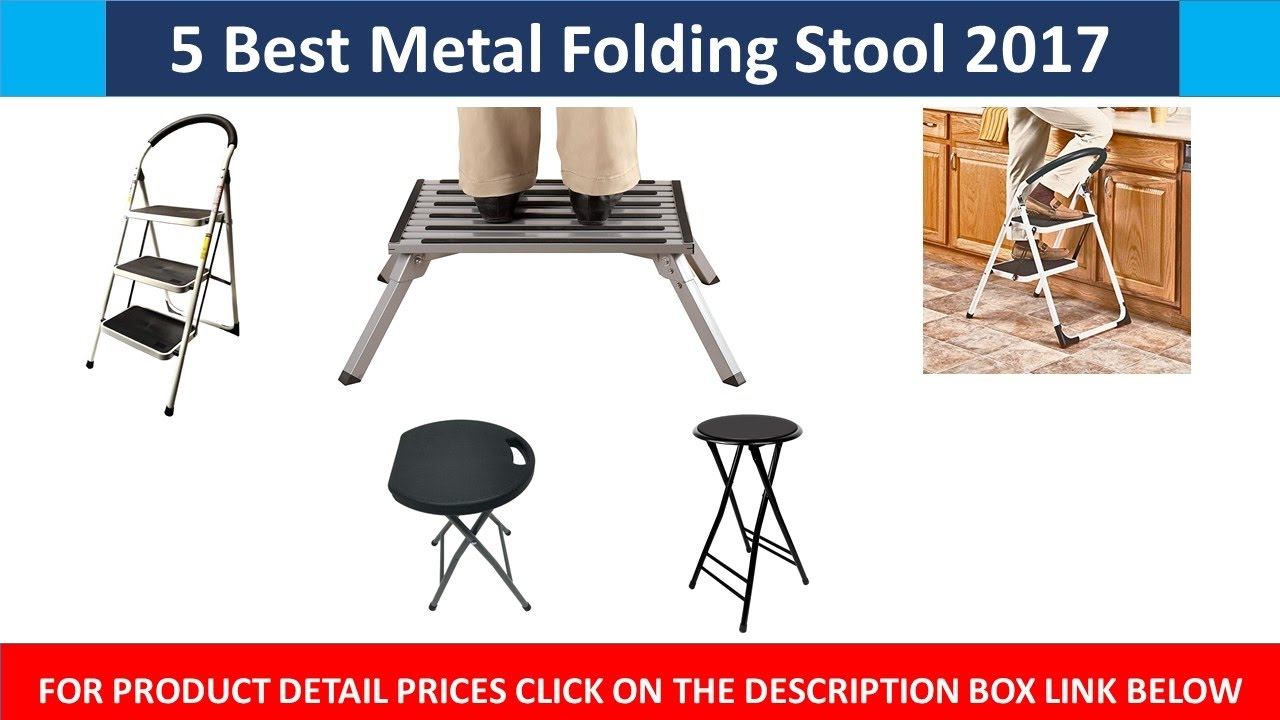 Camco Folding Metal Step Stool Red Metal Step Stool By On