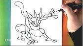Comment Dessiner Zamazenta Pokemon Bouclier Youtube