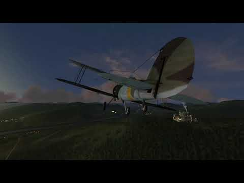 IL2 - Slovakia Night Flight