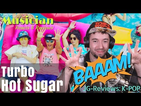 MUSICIAN Reacts & Reviews | Turbo 터보 - Hot Sugar 뜨거운 설탕 | JG-REVIEWS:K-POP