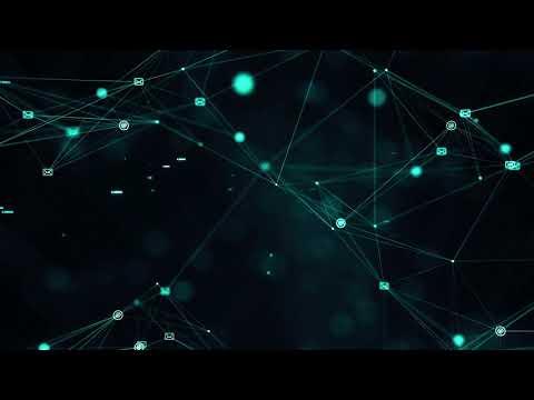 Internet Technology Video Background