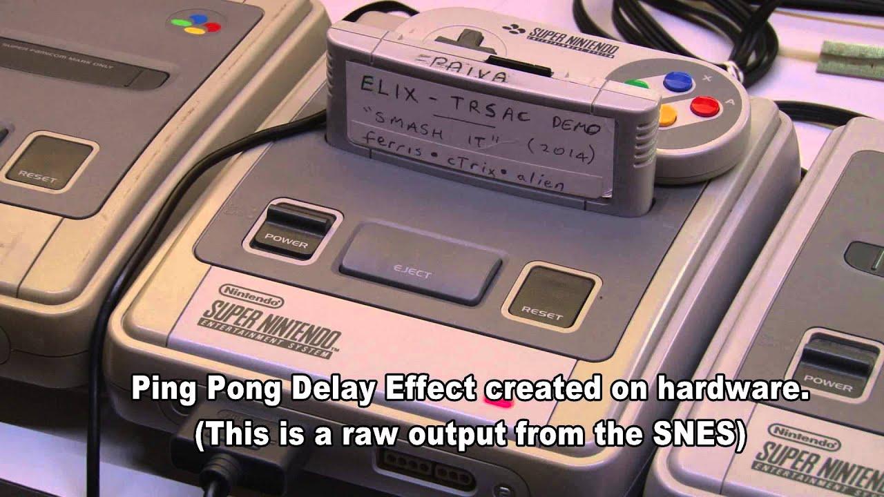 Lo strano audio del Super Nintendo — Outcast