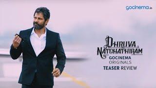 Dhruva Natchathiram - Official Teaser | Chiyaan Vikram | Gautham Vasudev Menon | Sri Music