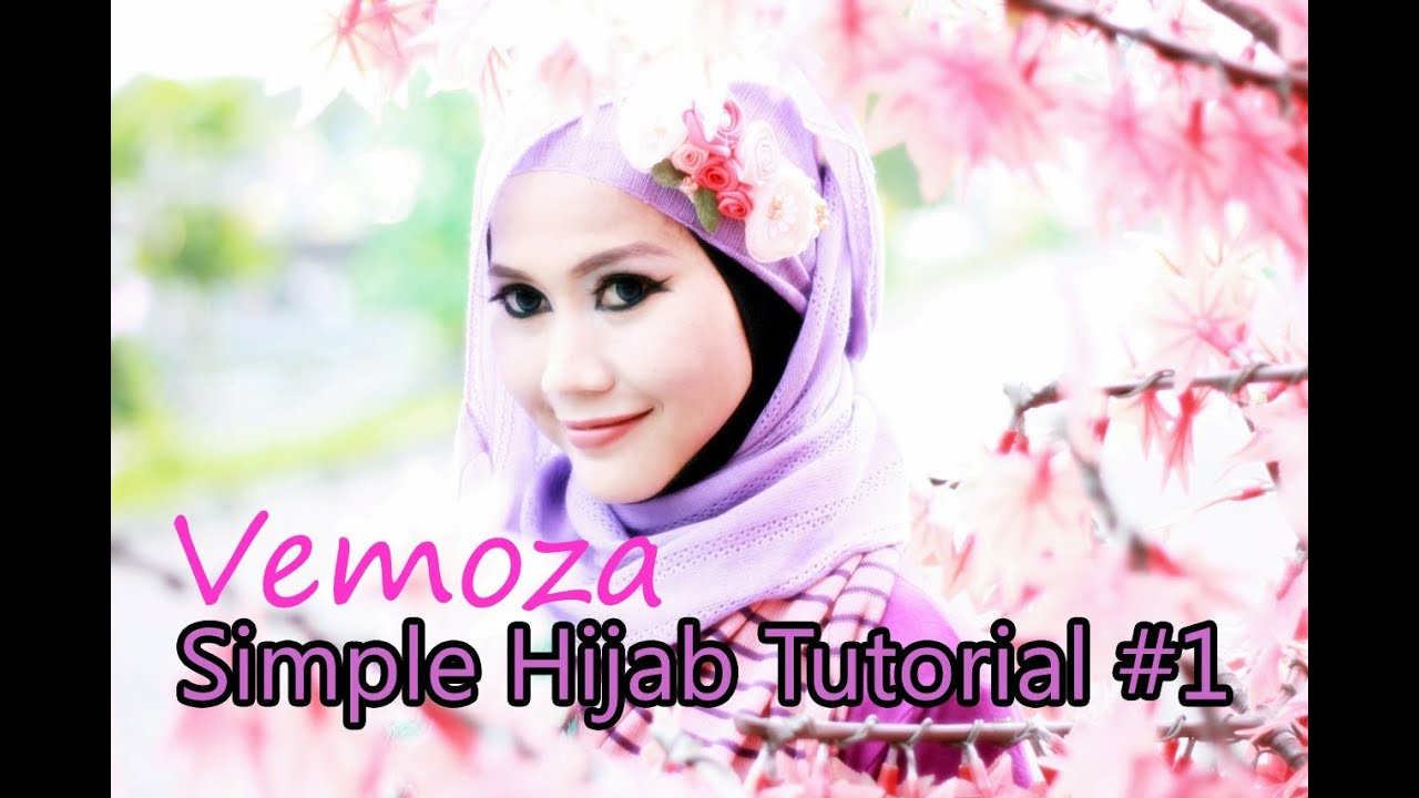 Tutorial Hijab Kebaya Youtube - Hijab Top Tips