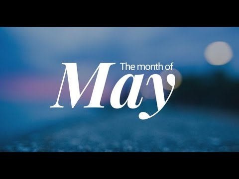 10 Most Interesting Facts About People Born in May - Must Watch - Are You Born In May?