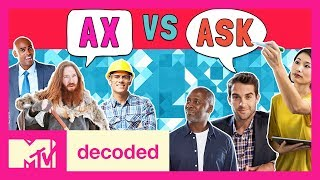 """Why Do People Say """"AX"""" Instead of """"ASK""""? 